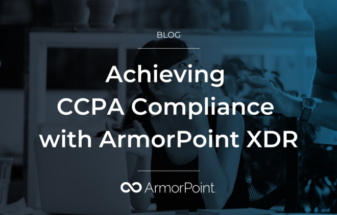 What You Need To Know About CCPA Compliance